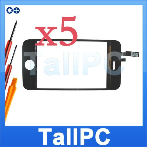 X5 NEW iphone 3G Digitizer / Touch Screen + tools US