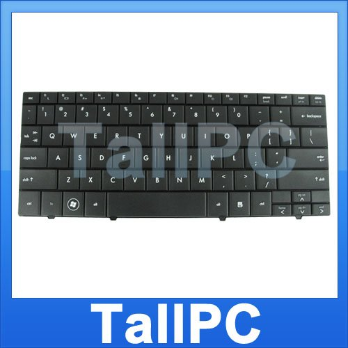 NEW HP MINI 1000 keybord replacement BLACK from US