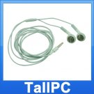 New IPhone 3G Earphones Headphones with  Mic from US