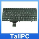 New ASUS EeePC 1000 1000H keyboard ASUS EeePC black US