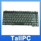 New TOSHIBA A10 A15 keyboard TOSHIBA A10 A15 US Black