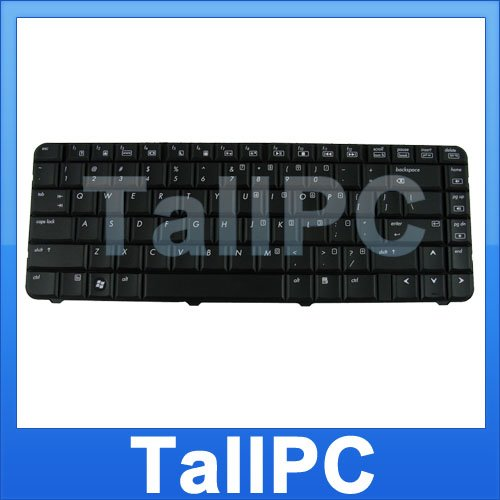 NEW Keyboard for HP Compaq CQ50 series black US seller