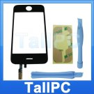 New iPhone 3GS Touch Screen Digitizer + 2TL Sticker US