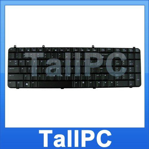 NEW HP DV9000 keyboard replacement DV9000 Black US