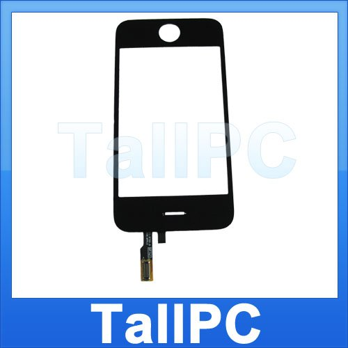 x5 OEM Iphone 3GS Digitizer touch Screen +adhesive kit