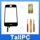 5PC iPhone 3GS Touch Screen Digitizer 3GS + 4TL Sticker