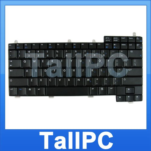 NEW HP laptop HP COMPAQ 2100 series Keyboard Black US