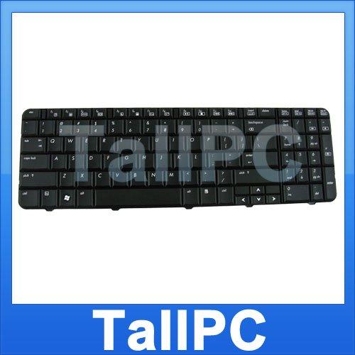 NEW HP laptop HP CQ60 Keyboard black US seller