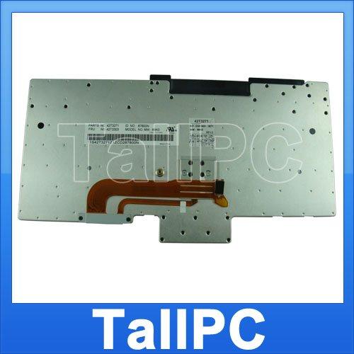 New IBM T60 T61 keyboard laptop IBM T60 T61 Black US