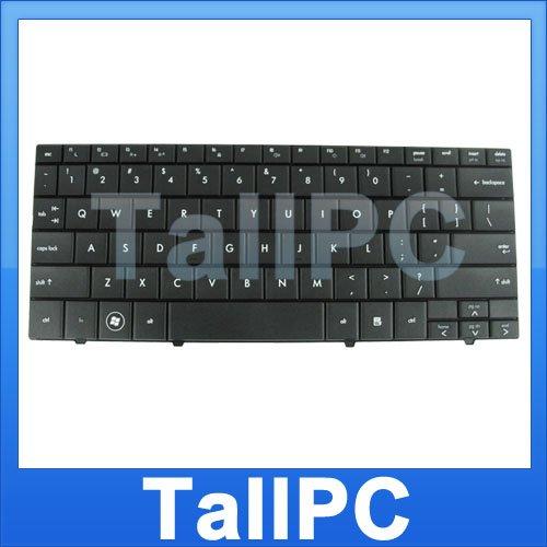 NEW HP MINI 1000 MINI 700 keybord replacement BLACK US