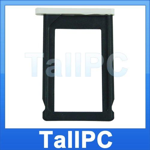 NEW iPhone 3G SIM Card Tray Holder White US seller