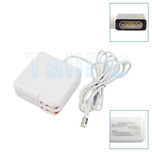 New APPLE 14.5V A1244 MacBook Air MagSafe AC Adapter US