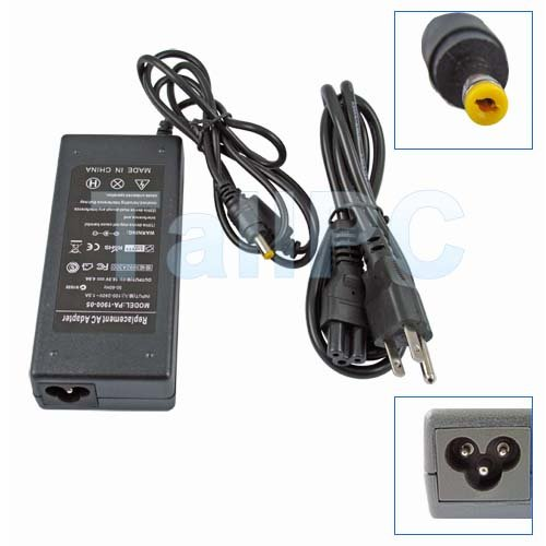 New Laptop AC ADAPTER CHARGER FOR HP/Compaq 18.5V 4.9A