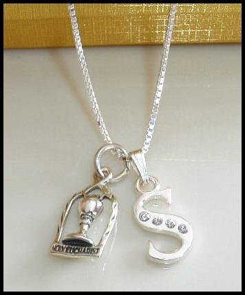 16 Inch CHALICE 1st First Communion Gift Necklace Sterling Jewelry