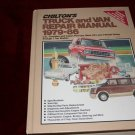 Chilton's Truck and Van Repair Manual 1979-86