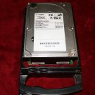 3 ea. Seagate Cheetah 18gb. 10K RPM Fibre Channel ST118202FC Hard Drives