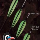 FLP-400 12 pack Glow Vanes-Flex-Fletch archery, vanes, hunting, arrows, target, fletchings