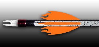 Flame Vanes - Winners Gold, FREE SHIPPING