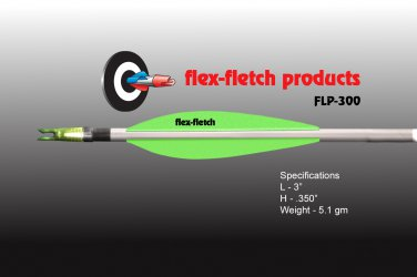FLP-300, 3D Swift - Pearl Green - 36pk