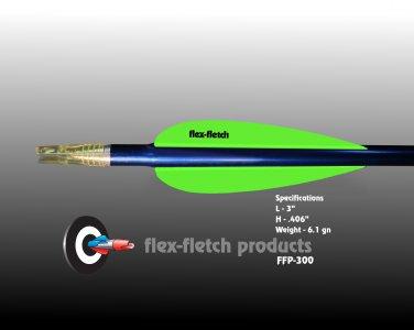 FFP-300, Cosmic Green - FREE SHIPPING