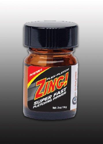 Zing! Super Fast Fletching Primer-Increases Bonding