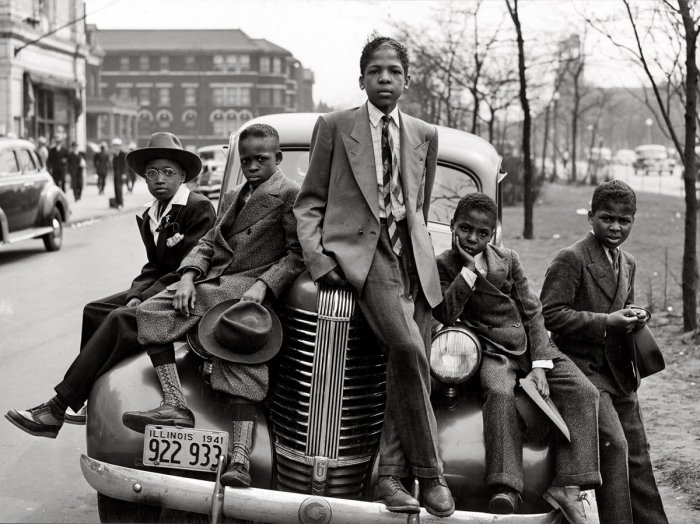South Side Chicago, 1941