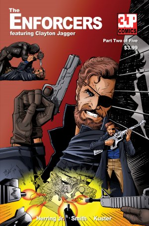 The Enforcers Issue 2