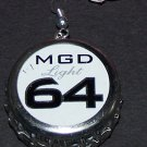 MGD Light 64 Beerings