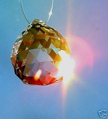 Beautiful 20 MM Crystal Prism Suncatcher