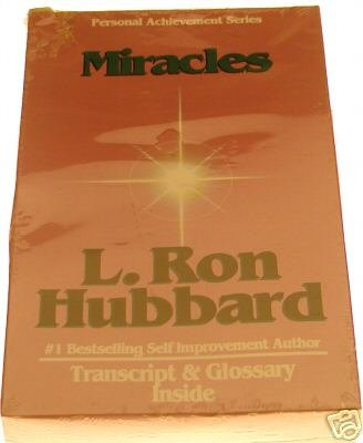 Miracles by L. Ron Hubbard
