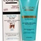 LOT OF 2 Loreal Sublime Anti Cellulite Gel Slim Day