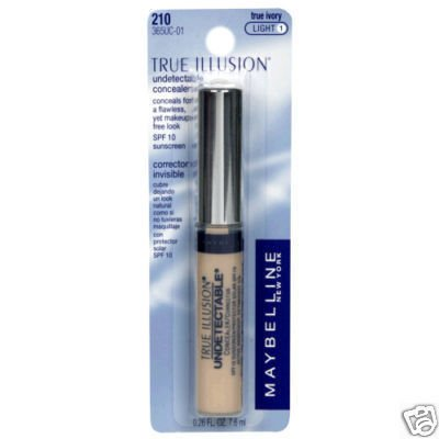 LOT OF 20 MAYBELLINE TRUE ILLUSION CONCEALER