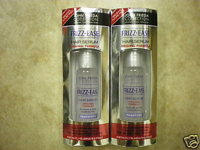 10 JOHN FRIEDA FRIZZ-EASE HAIR SERUM ORIGINAL FORMULA