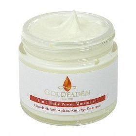 Goldfaden 3-in-1 Daily Power Moisturizer - Ultra Rich