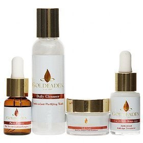 Goldfaden Red Tea Anti-Aging Starter Kit 4 piece