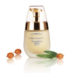 LOT OF 2 Premium Beauty Lumene Rejuvenating Makeup.