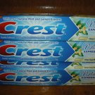 LOT OF 10 CREST TOOTHPASTE NATURES MINT