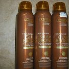 LOT OF 10 LOREAL GLAM BRONZE SPRAY FOR LEGS. MEDIUM