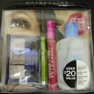 2  MAYBELLINE KITS. YOU WILL GET 4 ITEMS IN EVERY KIT