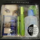 2 OF MAYBELLINE KITS. YOU WILL GET 4 ETEMS IN EVERY KIT