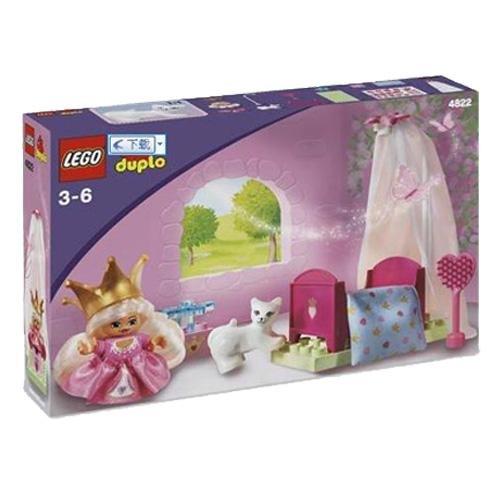 Lego Duplo 4822 Princess Bedroom Complete