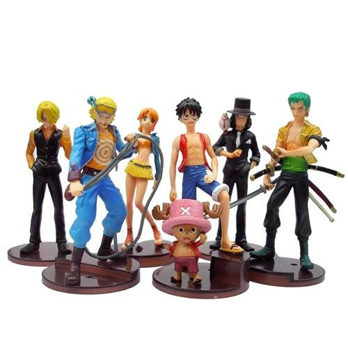 One Piece Display Model:NEO-4 7 in 1