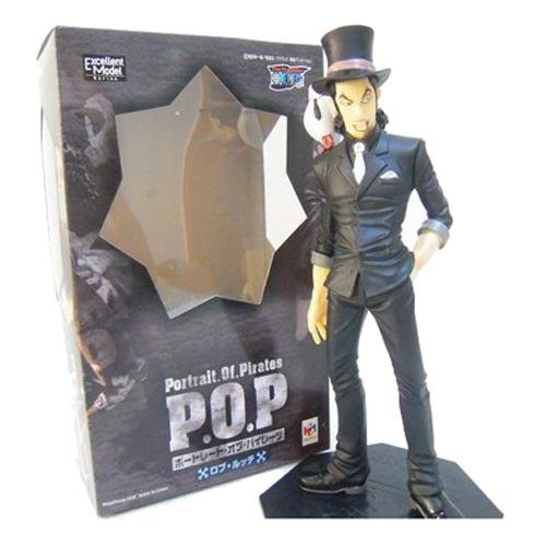 One Piece Display Model-NEO-6 Rob Lucci