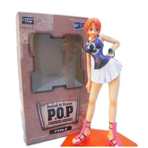 One Piece Display Model-Nami