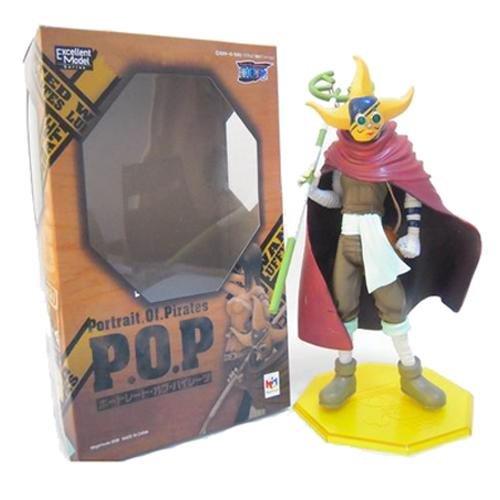 One Piece Display Model-Soge King/Usopp