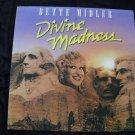 BETTE MIDLER - DIVINE MADNESS - ATLANTIC LP - NM -PROMO