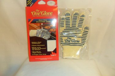 The Ove Glove Oven Mitt Hot Surface Handler Ove Glove