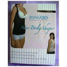 NEW Kymaro body shaper Seen on Tv Kymaro shapewear Black Xxlarge (top only)
