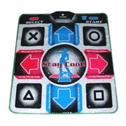 DANCE PAD PLAYSTATION 2 DDR DANCE PAD WITH LIGHTS