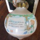 Collectible Hallmark Keepsake Ornament Betsy's Country Christmas 1993